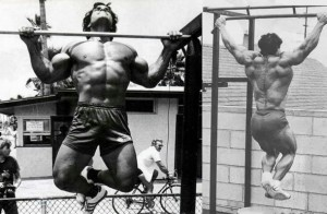 HEAVY Bodyweight Training & Pulling Power for Brute Strength
