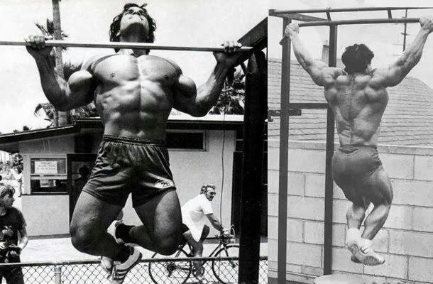 HEAVY Bodyweight Training & Pulling Power for Brute