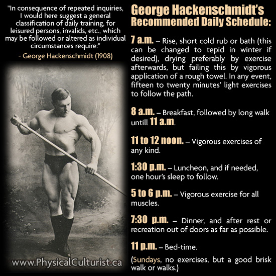 georgehack_dailyschedule