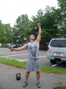 Kettlebell Training & Jump Training for Size, Speed & Strength