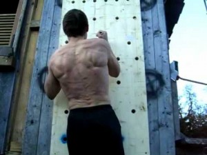 Jersey Shore Challenge III: Bodyweight Training with Pull Ups & Peg Board Climbing