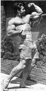 Ricky Bruch Cranks the Power Bodybuilding
