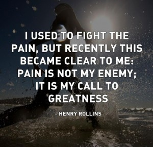 Henry Rollins on Iron, Strength, Pain & Greatness