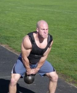 Man Strength & Training Like a Wrestler