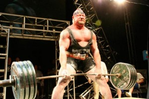 Liftin' Heavy S**T & Chuck Vogelpohl, The Legend