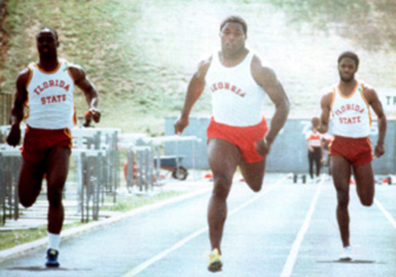 herschel walker sprints