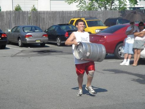 keg carry