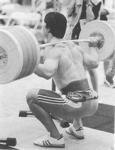 deep squats