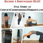 "Bodyweight Workout For Size & Strength Using The ""Ladder T"