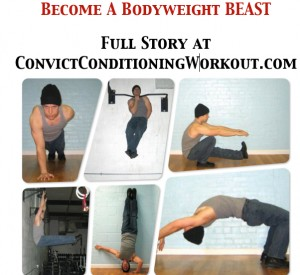 """Bodyweight Workout For Size & Strength Using The """"Ladder Technique"""""""