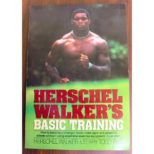 herschel walker training
