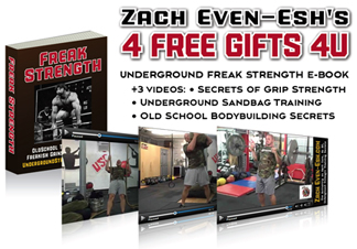 FREE Underground Strength eJounral