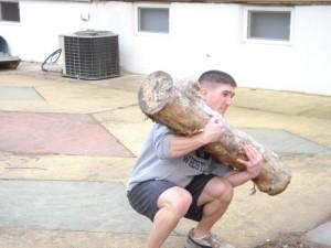 Grif-Log-Squat
