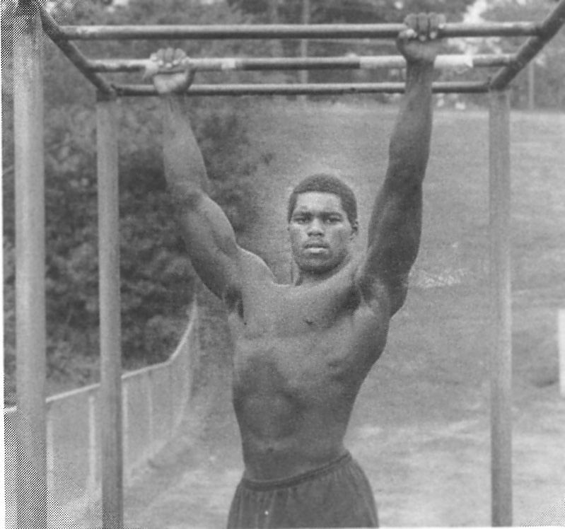 Herschel Walker Workout