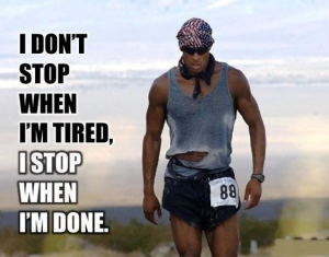 Running For Mental Toughness