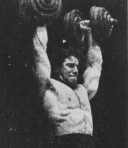 Old School Strength