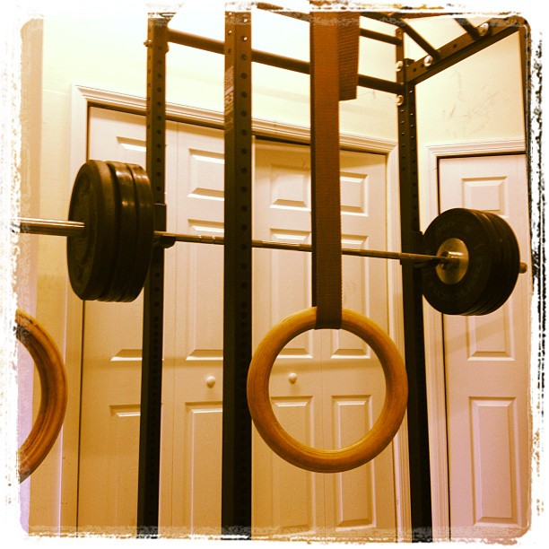 How to build an awesome home gym garage zach even esh