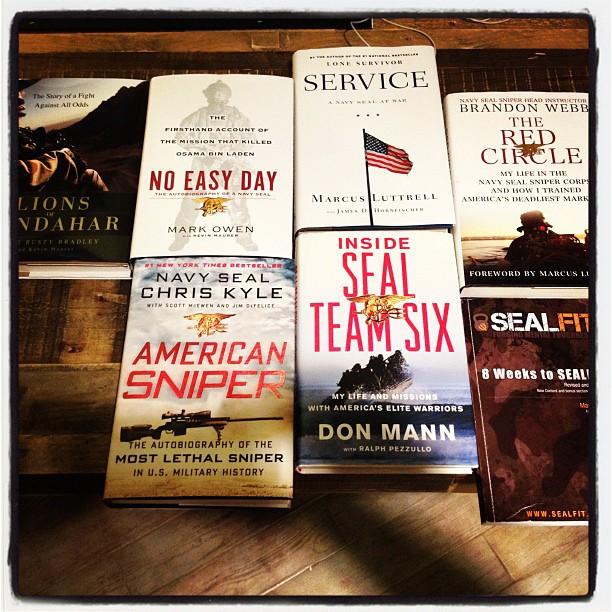 NavySEAL-Books