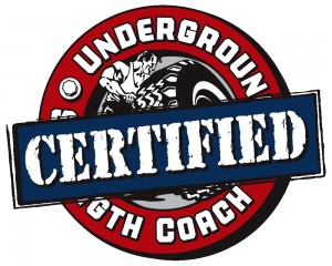 NEW Underground Strength Coach Cert Dates Open!