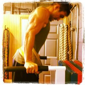 Underground Strength Workout Feb. 5, 2013