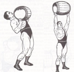 """Odd Object Lifting For """"Functional Strength"""""""