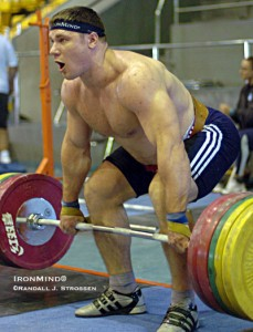 Learning The Olympic Lifts