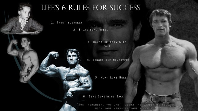 Arnold-6Rules-Success