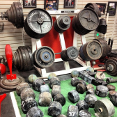 A Section of The Grip Area at Sorinex HQ