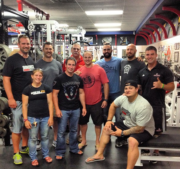 Just SOME of the Awesome People at Sorinex Summer Strong.