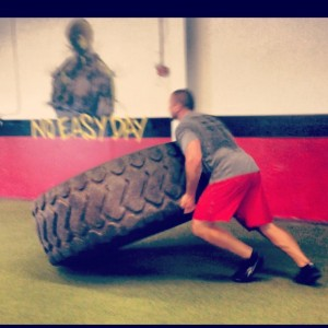 Underground Strength Challenge Strongman Circuit: 5 Rounds of Hell