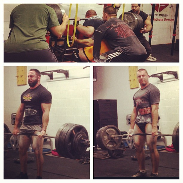 Gags-Powerlifting