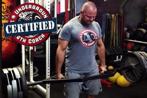 Underground Strength Nation T Shirt Contest