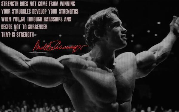 Arnold-Quote-Success
