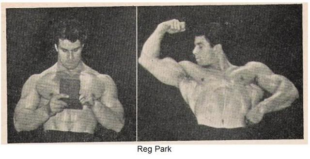 Reg Park encouraged the simple yet often ignored principles of lifting heavy &  training consistently.