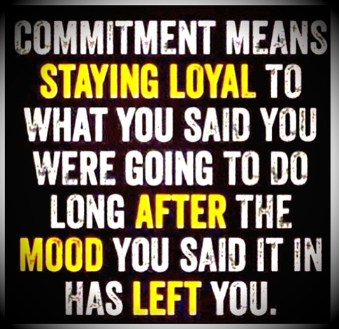 Commitment-Loyalty