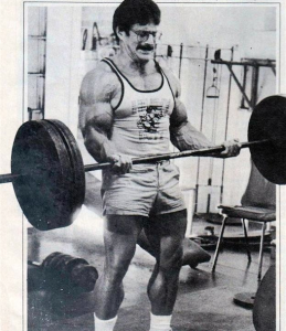 The Story of The Infamous BIG Curl Bar
