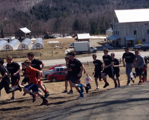 What You Can Learn from Spartan Race HQ, Cornell's Rob Koll & The Wrestling Lifestyle?