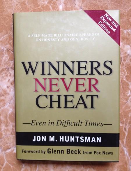 Winners-Never-Cheat
