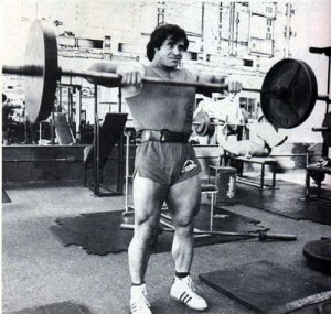 Wearing A Weightlifting Belt, Changing My Training & Rocky