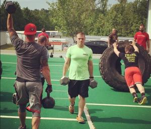 QnA: Military Training, Online Coaching & Motivating Athletes