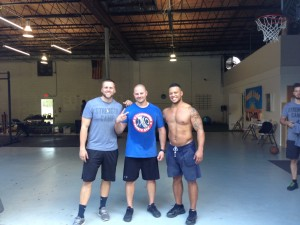 Elliott Hulse & Z: StrongMan Training & Life Talk