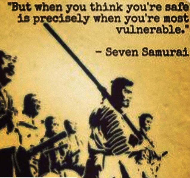 SevenSamurai-Safe-Vulnerable