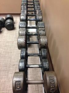Hotel Gyms, Prison Strength Equipment & Inspiration