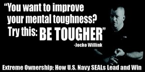 Developing Mental Toughness & The Importance of Your Training Atmosphere