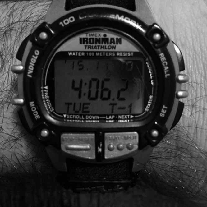 """The watch of Navy SEAL, Jocko Willink, everyday, he's up before """"normal"""" people."""