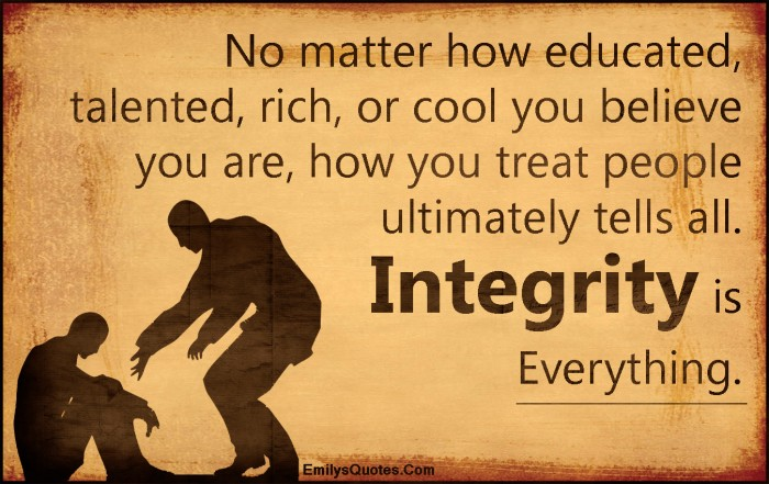 Integrity-Rich-Life