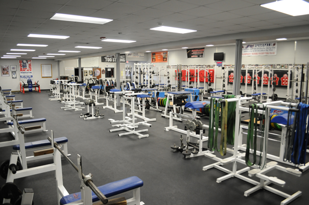 Byrnes-HS-Weightroom