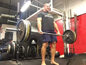 Strength Coach Profession, Injuries, Old School Strength & Life Purpose