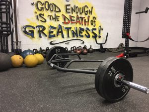 10 Things I Learned Interning at The Underground Strength Gym