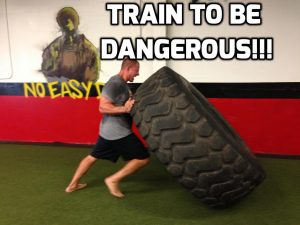 STRONG Life 105: Training to Be Dangerous & Why Convenience Is Your Enemy